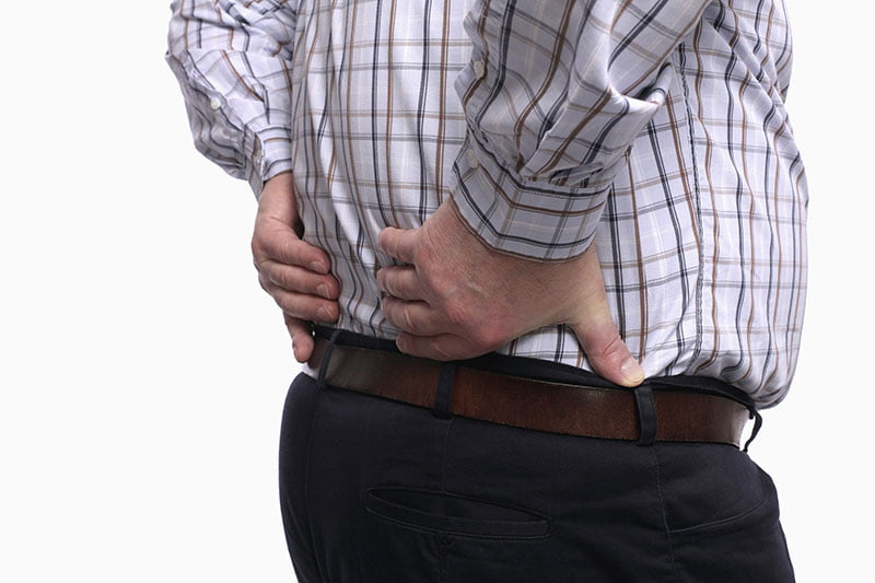Low Back Pain in Older Adults