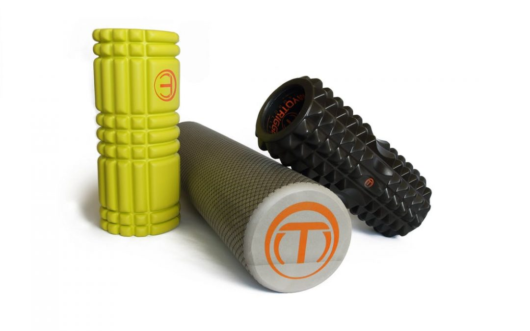 The Major Benefits Foam Rollers Provide